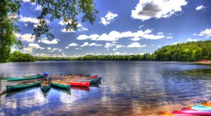 11 Gorgeous Lakes In Massachusetts That You Must Check Out This Summer