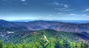 This One Epic Mountain In North Carolina Will Drop Your Jaw