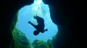 What Lurks Beneath This Texas Swimming Hole Is Terrifyingly Awesome