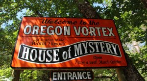 This Strange Phenomenon In An Oregon Town Is Too Weird For Words