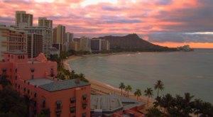 Hawaii's Most Famous Beach Is Hiding A Big Secret