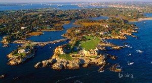 These 10 Aerial Views In Rhode Island Will Leave You Mesmerized