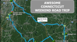 Where This Awesome Connecticut Weekend Road Trip Will Take You Is Unforgettable