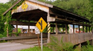 These 7 Beautiful Covered Bridges In Tennessee Will Remind You Of A Simpler Time