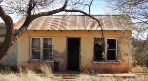 This Creepy Ghost Town In New Mexico Is The Stuff Nightmares Are Made Of