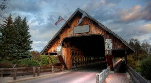 These 8 Beautiful Covered Bridges In Michigan Will Remind You Of A Simpler Time