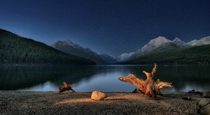 What Was Photographed At Night In Montana Is Almost Unbelievable