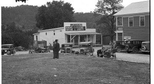 What Tennessee's Major Cities Looked Like In 1935 May Shock You. Crossville Especially.