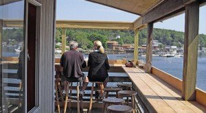 10 Restaurants With Incredible Outdoor Dining In Maine