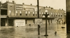 What Mississippi's Cities Looked Like In The Past May Shock You. Jackson Especially.