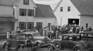 This Is What Life Looked Like In New Hampshire in 1936. Wow.