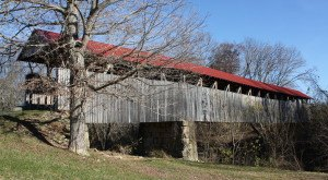 These 12 Beautiful Covered Bridges In Kentucky Will Remind You Of A Simpler Time