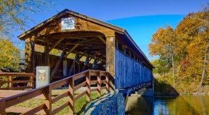 These 11 Beautiful Covered Bridges In New York Will Remind You Of A Simpler Time