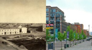 18 Then And Now Photos In Denver That Show Just How Much It Has Changed