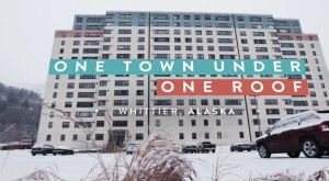You'll Never Guess What's Hiding Inside This Building In Alaska