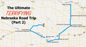 Here's The Ultimate Terrifying Nebraska Road Trip And It'll Haunt Your Dreams (Part 2)