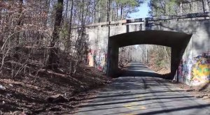 Driving Down The Haunted Crawford Road In Virginia Will Give You Nightmares
