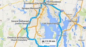 The Ultimate Terrifying Rhode Island Road Trip Is Right Here – And You'll Want To Do It