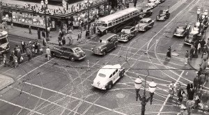 What Oregon's Cities Looked Like In the 1940s May Shock You. Portland Especially.