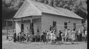 Kentucky Schools In The Early 1900s May Shock You. They're So Different.