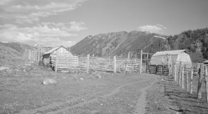This Is What Life In Wyoming Looked Like In 1936. Wow.