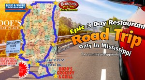 This Epic 3-Day Restaurant Road Trip In Mississippi Will Make Your Mouth Explode