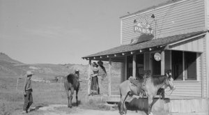 This Is What Life In Montana Looked Like In 1939. WOW.