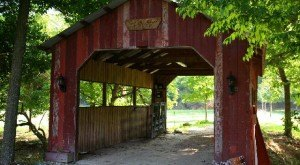 These 21 Beautiful Covered Bridges In Arkansas Will Remind You Of A Simpler Time