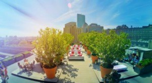 10 Restaurants With Incredible Rooftop Dining In Massachusetts