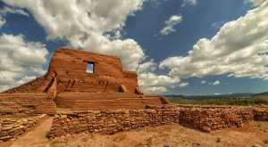 These 10 Unbelievable Ruins In New Mexico Will Transport You To The Past