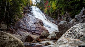 These 10 Hidden Waterfalls in New Hampshire Will Take Your Breath Away