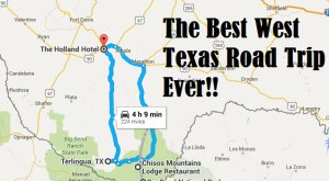 Where This Awesome Texas Weekend Road Trip Will Take You Is Unforgettable