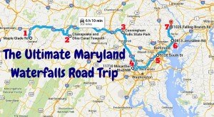 The Ultimate Maryland Waterfalls Road Trip Is Right Here – And You'll Want To Do It