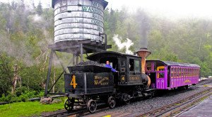 This Epic Train Ride In New Hampshire Will Give You an Unforgettable Experience