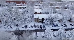 What This Drone Footage Caught In Colorado Will Drop Your Jaw (Part II)