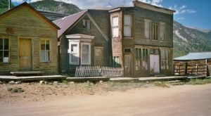The Remnants Of This Abandoned Town In Colorado Are Hauntingly Beautiful