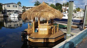 This Guy In Florida Just Built The Best 'Boat' You'll Ever See