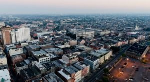 These 12 Aerial Views of New Orleans Will Leave You Mesmerized