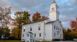 These 10 Churches In Maine Will Leave You Absolutely Speechless