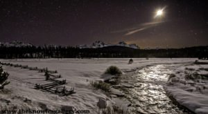 What Was Photographed At Night In Idaho Is Almost Unbelievable