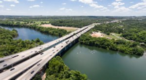 These 13 Aerial Views Of Austin Will Leave You Mesmerized