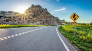 These 12 Breathtaking Views In South Dakota Could Be Straight Out Of The Movies