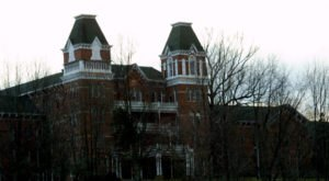 6 Truly Terrifying Ghost Stories That Prove Athens Is The Most Haunted City In Ohio