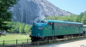 6 Epic Train Rides In Georgia That Will Give You An Unforgettable Experience