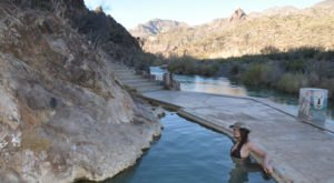 There's No Better Place To Be Than These 5 Hot Springs In Arizona