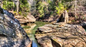 You Should Avoid These 8 Most Dangerous Spots In Alabama Nature