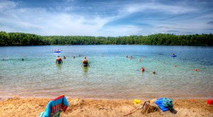 Here Are 13 Massachusetts Swimming Holes To Make Your Summer Memorable