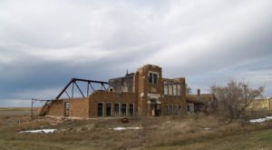 Visit These 11 Creepy Ghost Towns In North Dakota At Your Own Risk