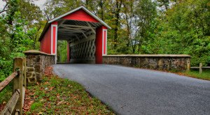 These 3 Beautiful Covered Bridges in Delaware Will Remind You of a Simpler Time