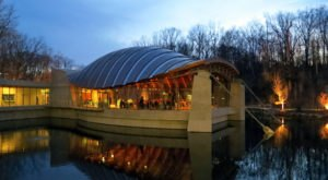14 Fascinating Things You Probably Didn't Know About Crystal Bridges In Arkansas
